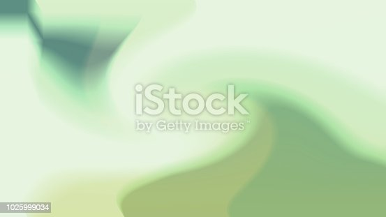 istock Abstract Twisted Wavy background 1025999034