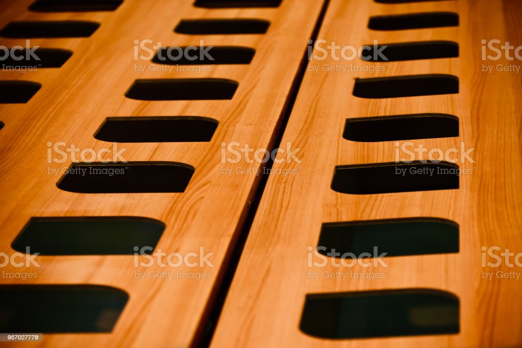 Abstract unique wooden surface photograph stock photo