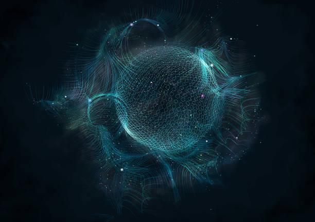 resumen universo mapa de fondo. - fila arreglo fotografías e imágenes de stock