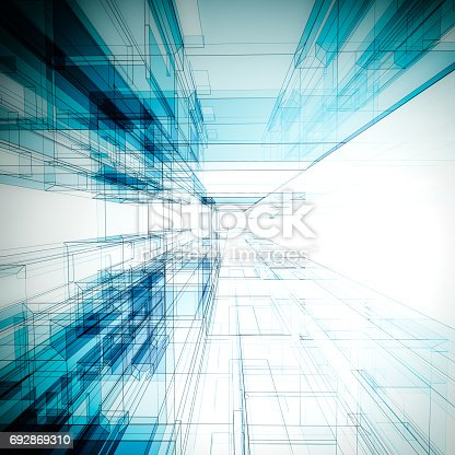 692868922 istock photo Abstract view 692869310