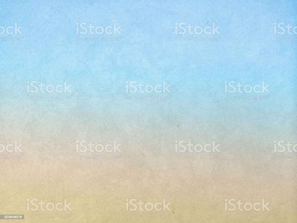 Abstract Vintage Brown and Blue Background Texture stock photo