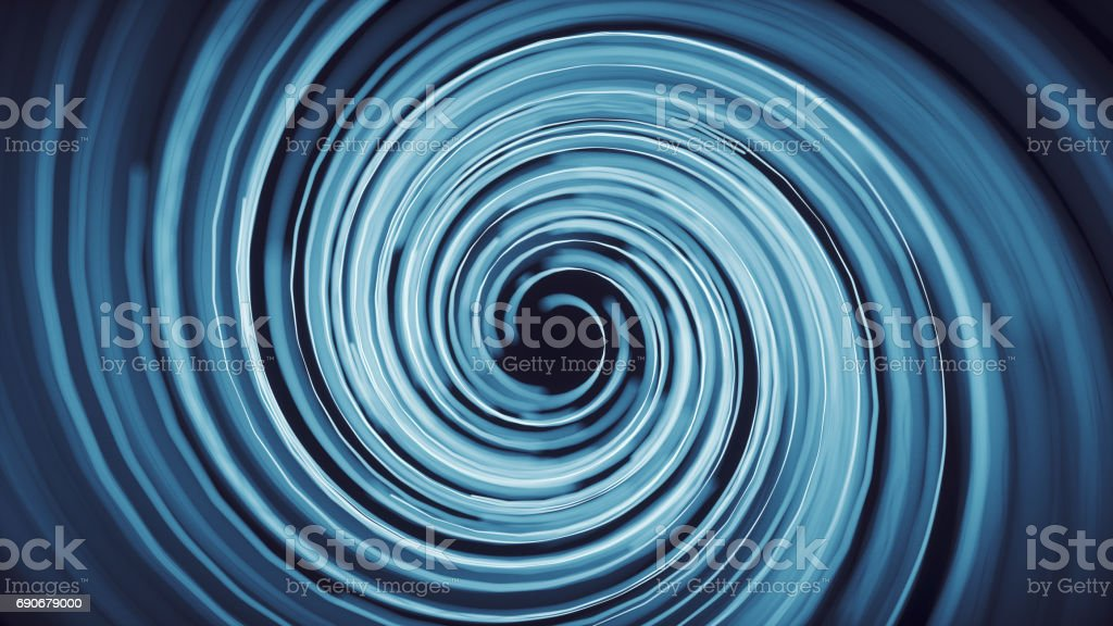 Abstract vortex background stock photo