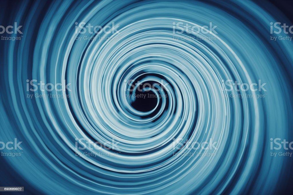 Abstract vortex background stock photo