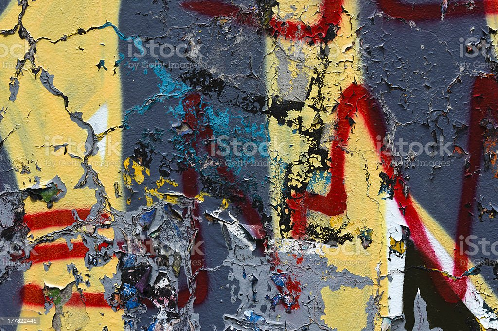 Abstract wall royalty-free stock photo