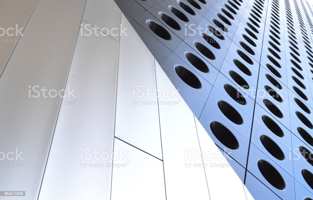 Abstract Wall stock photo