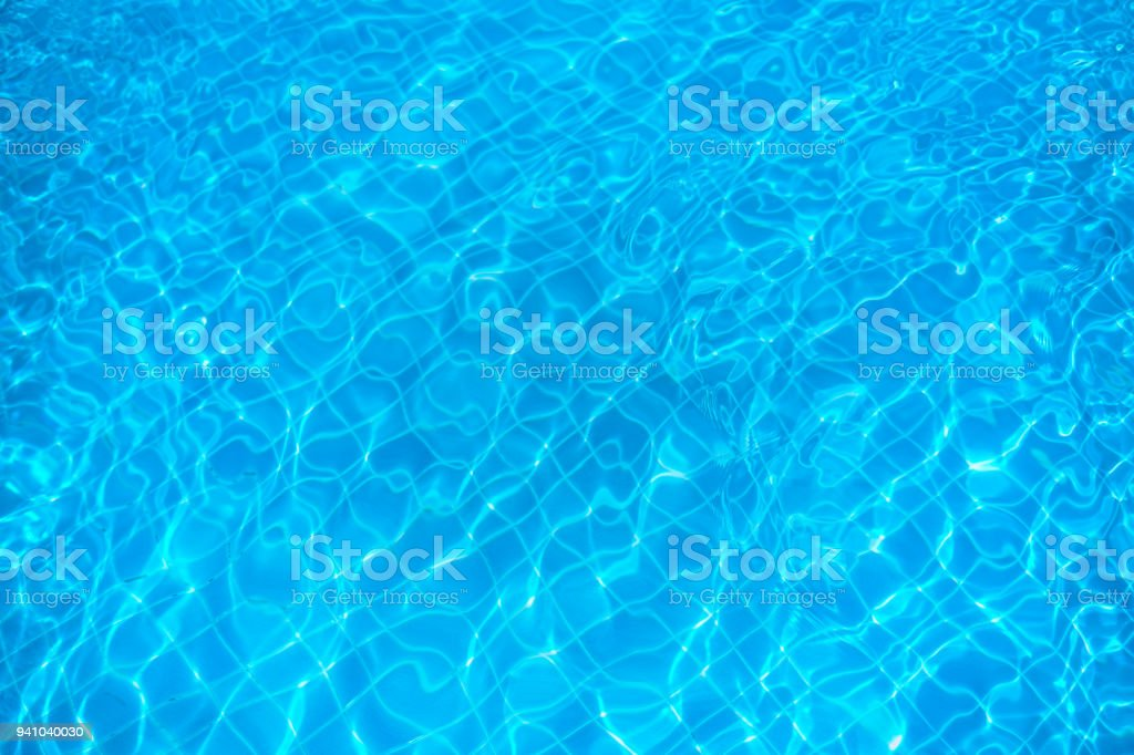 swimming pool background. Abstract Water Background. Pattern In Swimming Pool  Royalty-free Stock Photo Background