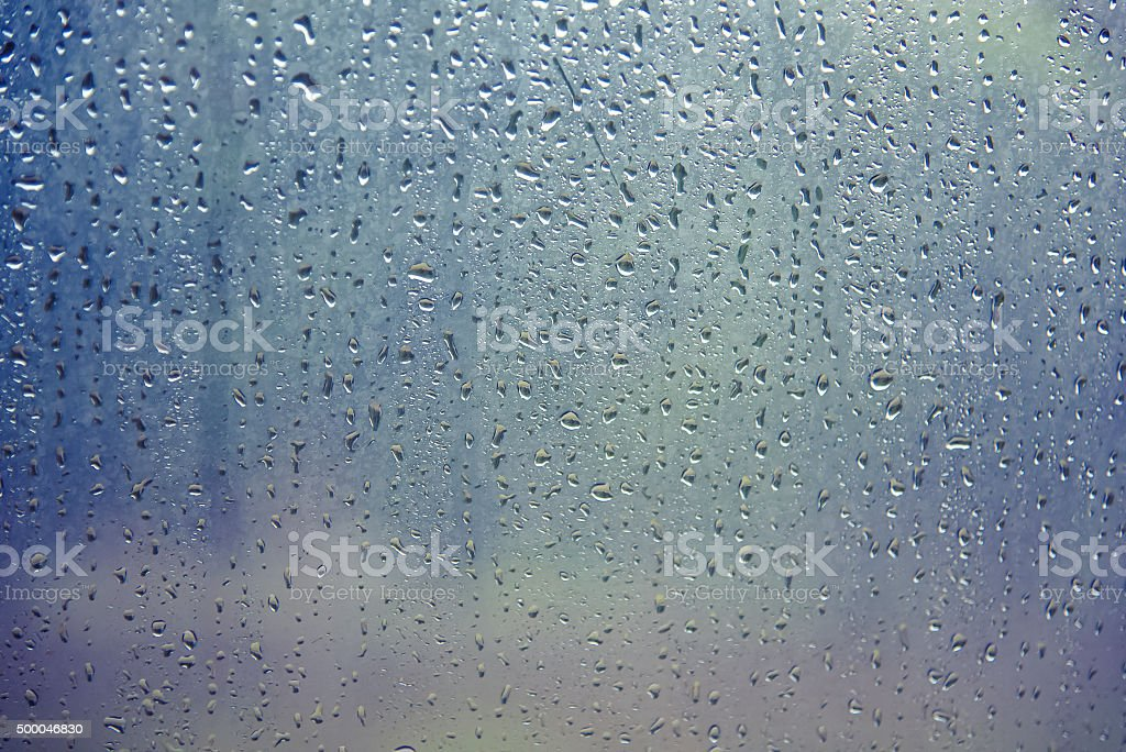 Abstract Water Drops Background add vintage color stock photo