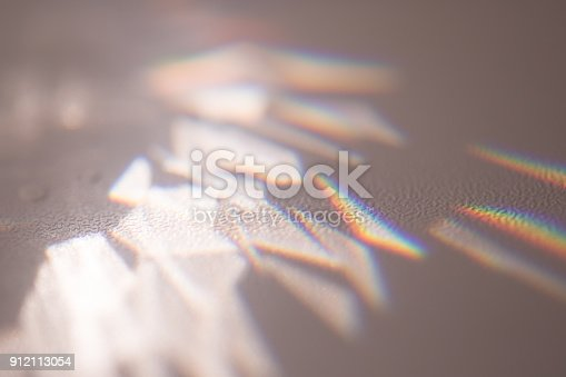istock Abstract water light leaks 912113054