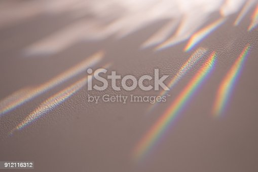 istock Abstract water light leaks 912116312
