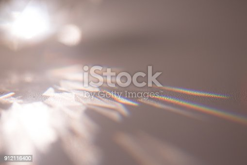 istock Abstract water light leaks 912116400