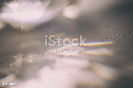 istock Abstract water light leaks 912116674