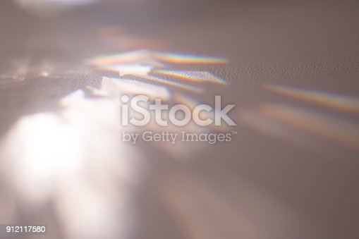 istock Abstract water light leaks 912117580