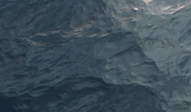 Abstract Water Surface stock photo
