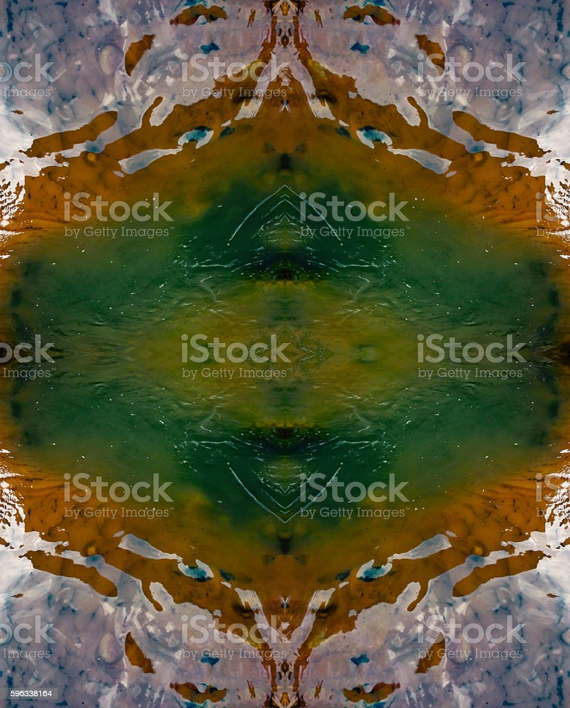 Abstract water texture background royalty-free stock photo