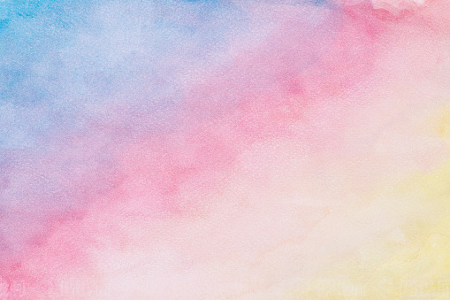 Abstract watercolor background, Colorful watercolor hand paint design banners