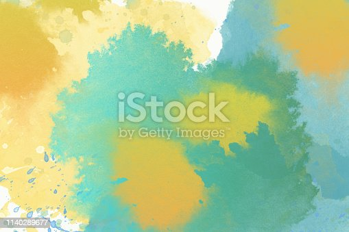 852187968 istock photo abstract watercolor background 1140289677