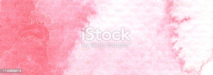 istock Abstract watercolor background. 1145806315