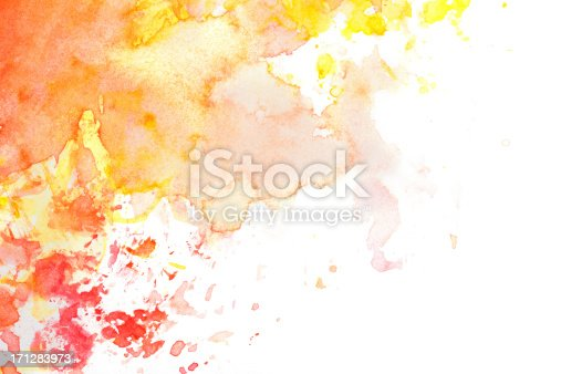 istock Abstract watercolor background 171283973