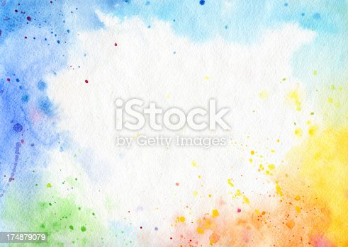 istock abstract watercolor background 174879079