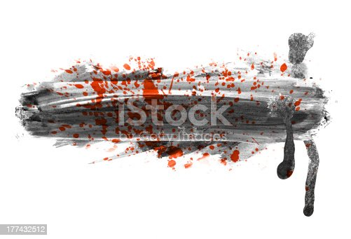 istock Abstract watercolor background 177432512