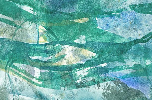 Abstrakte Aquarell Hintergrund  – Foto