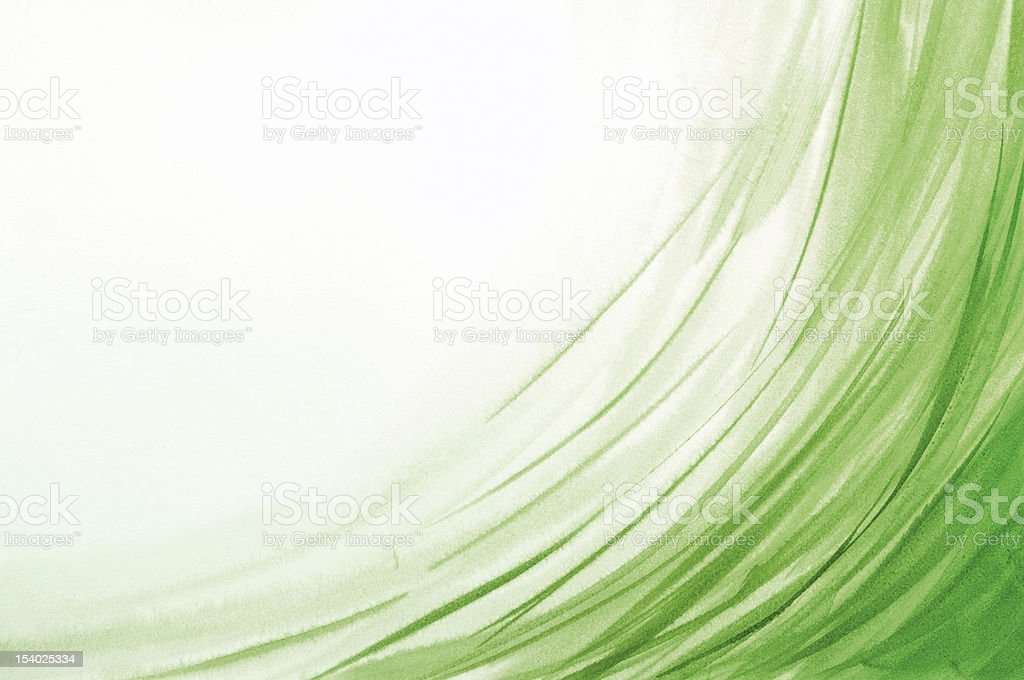 Abstract watercolor  backgrounds in form of waves and lines royalty-free stock photo