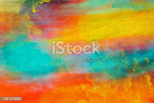Abstract painted art background (my own artwork)