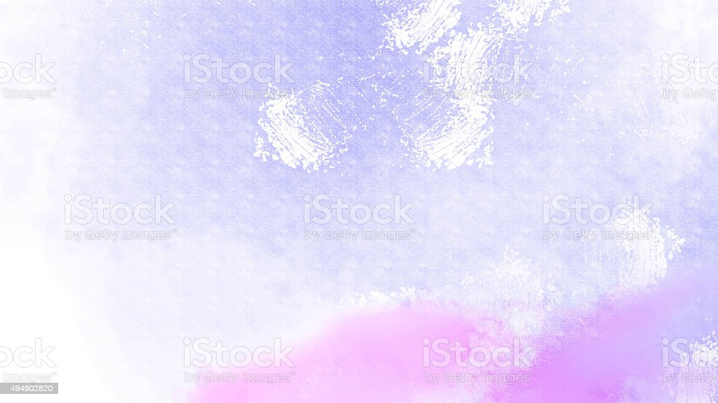Abstract watercolor painting background. stock photo