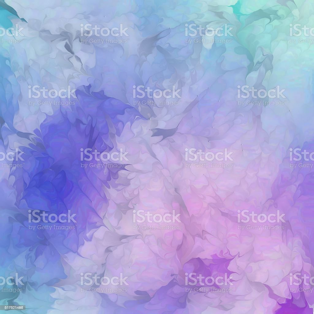 Abstract Watercolor Painting stock photo