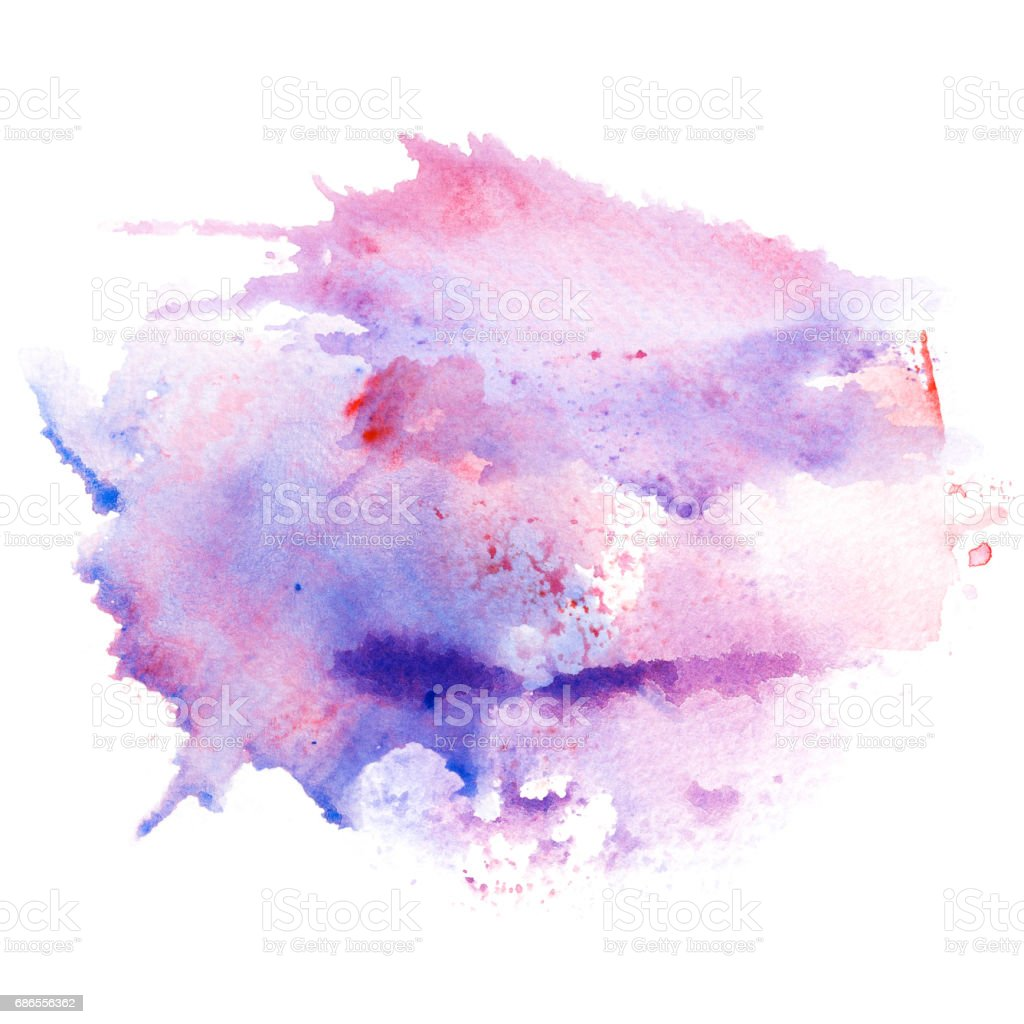 Abstract watercolor splash background. royalty-free stock photo