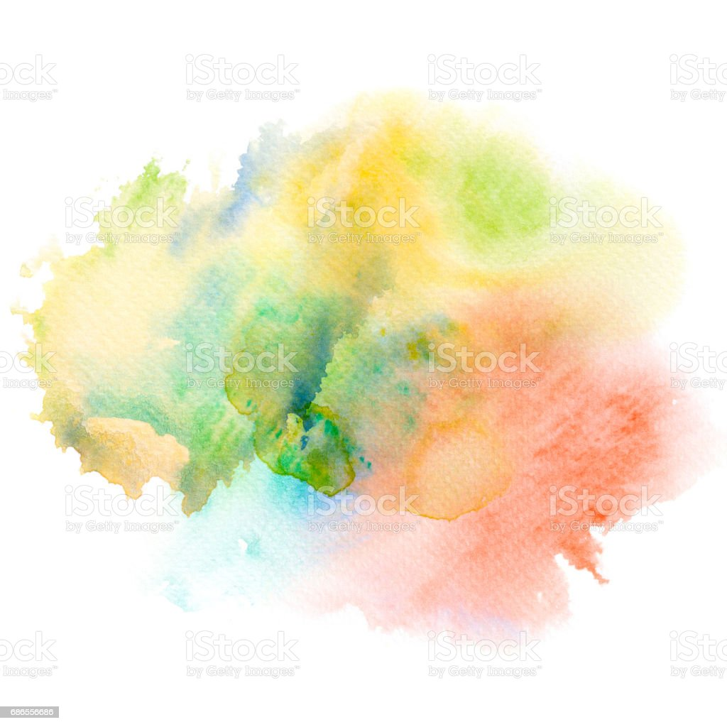 Abstract Watercolor Splash Background Stock Photo Download Image Now Istock
