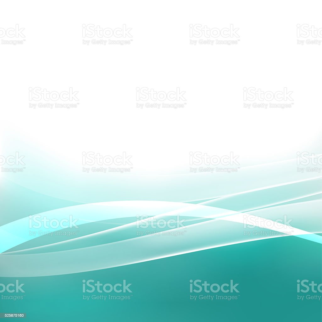 abstract wave background and flow with blank space stock photo