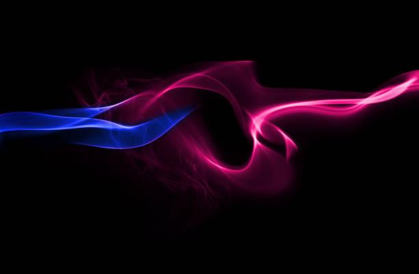 抽象的な波 - 画像効果 ストックフォトと画像