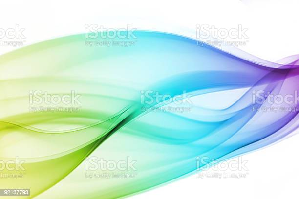 Abstract Wave Stock Photo - Download Image Now