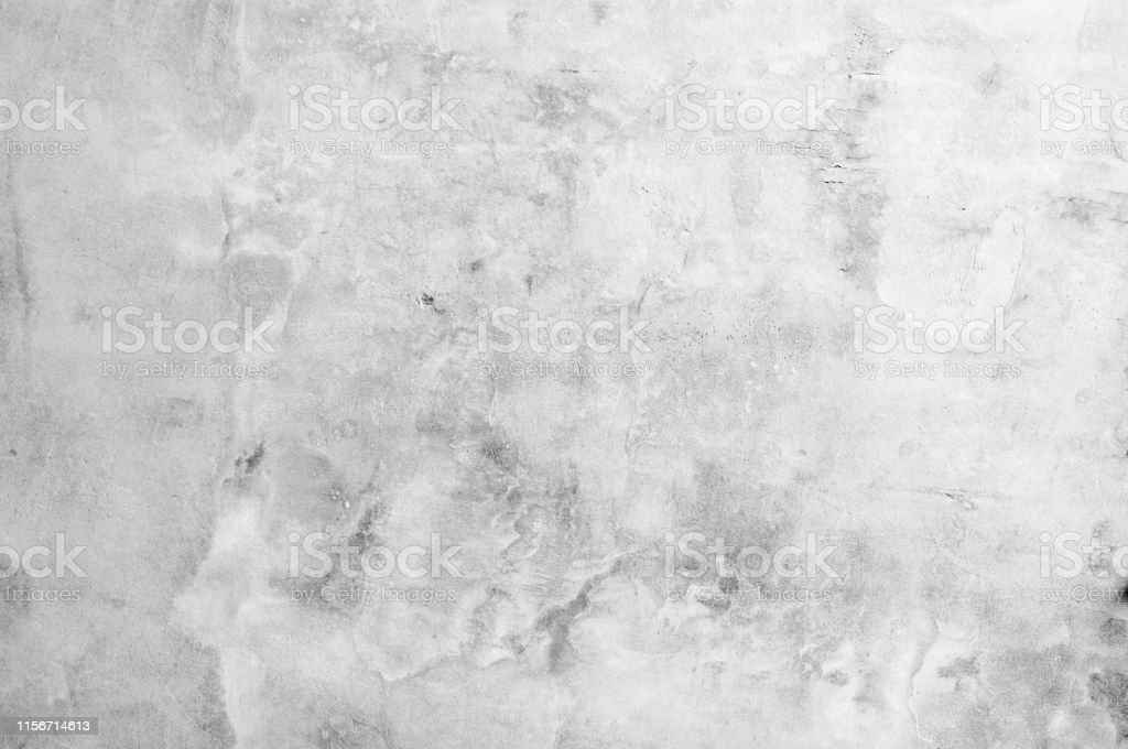 Old grunge white and gray tone concrete texture background - concrete...