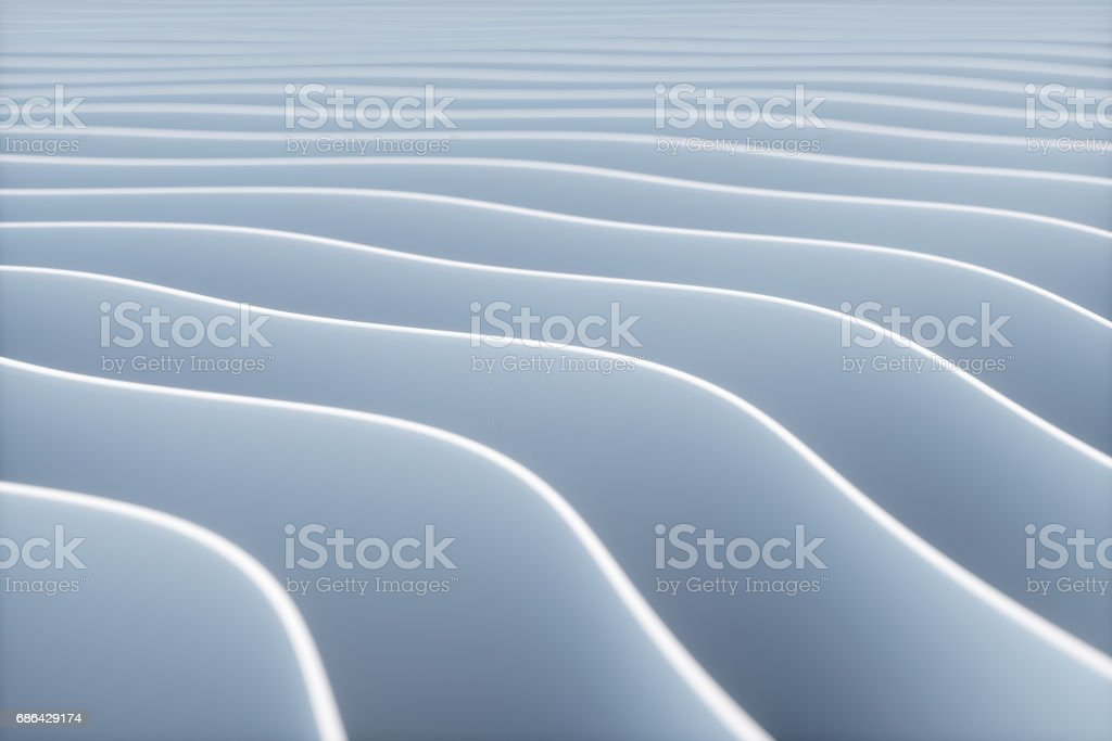 Abstract White Architecture Background stock photo