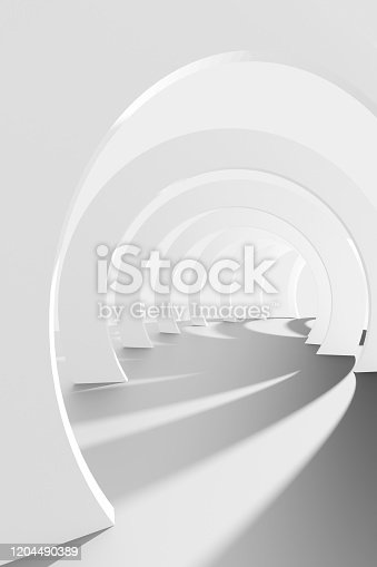 694008266istockphoto Abstract white background. 1204490389