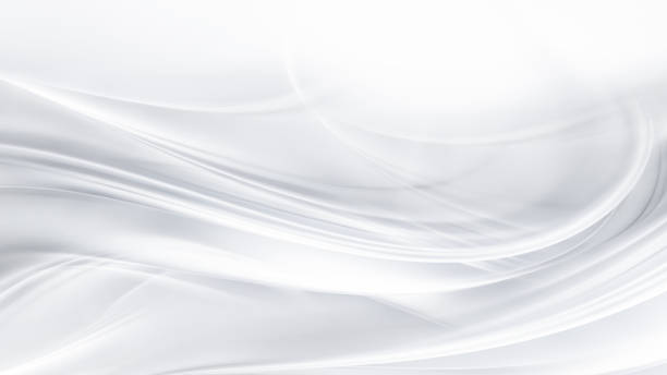 abstract white background - swirl pattern stock pictures, royalty-free photos & images