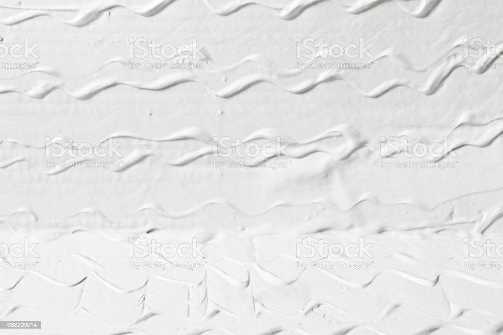 抽象的白色背景,救濟石膏紋理 免版稅 stock photo
