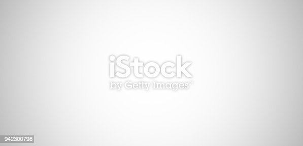 Abstract white background with vignette ,3d illustration. Empty space