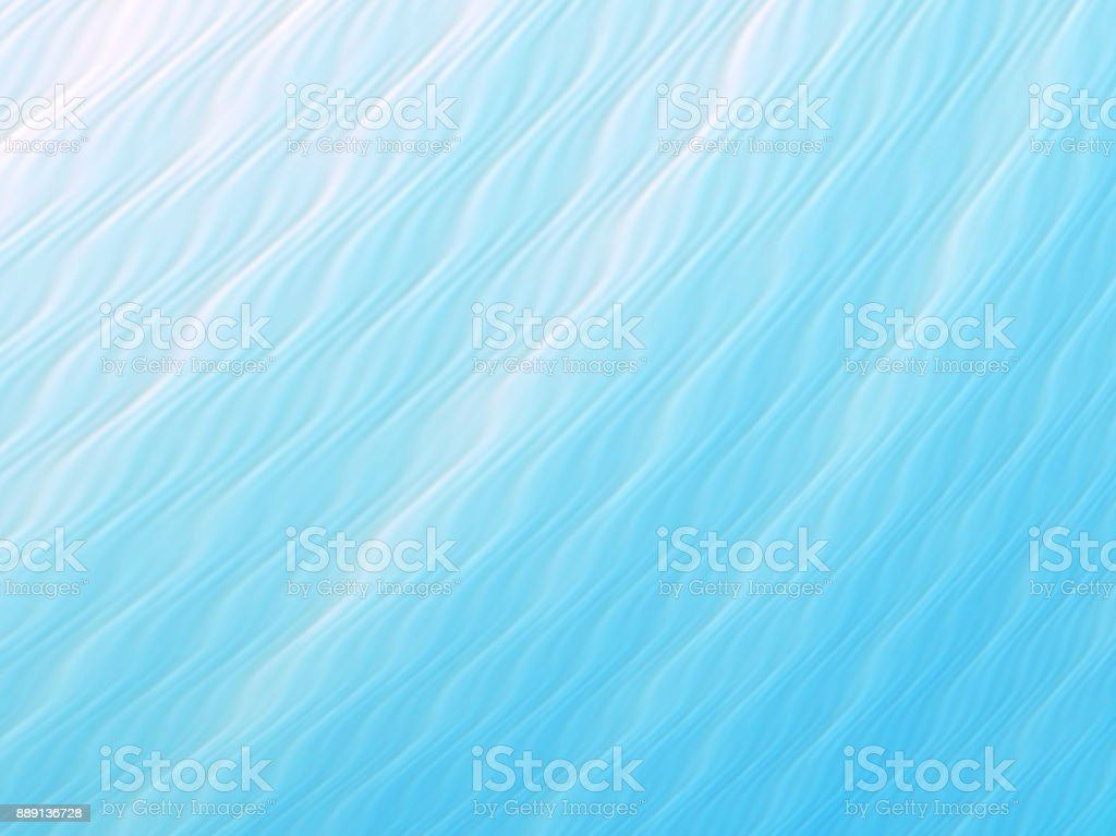 Abstract white blue Christmas wave pattern stock photo