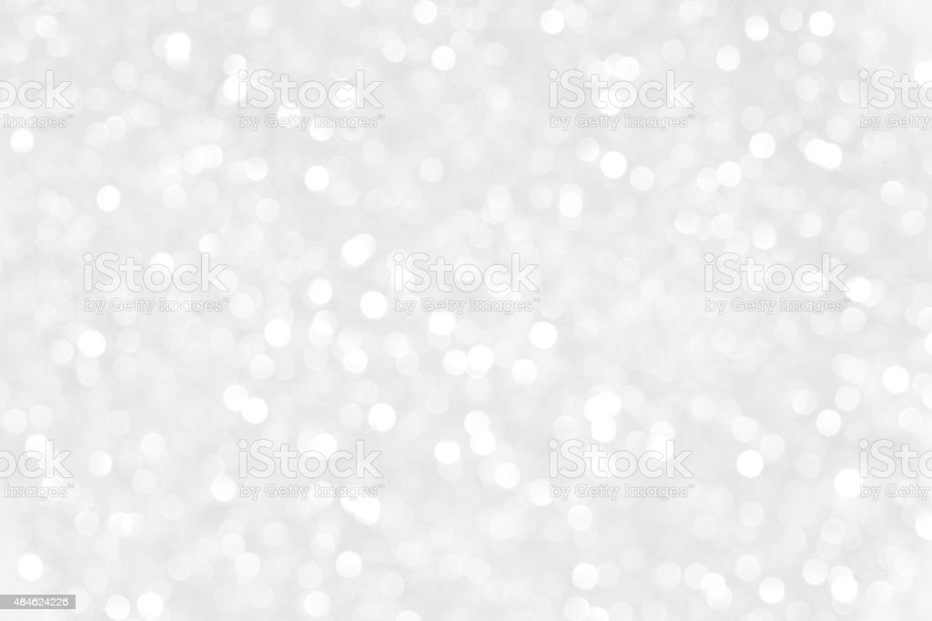 Abstract White Defocused Background stock photo