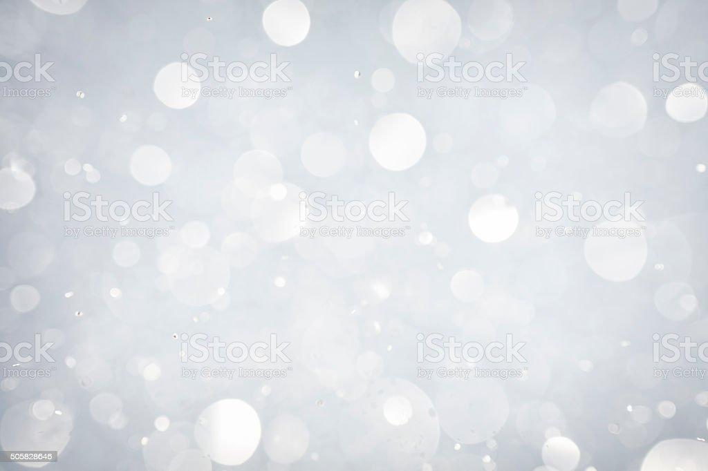 abstract white glitter background snow winter christmas party