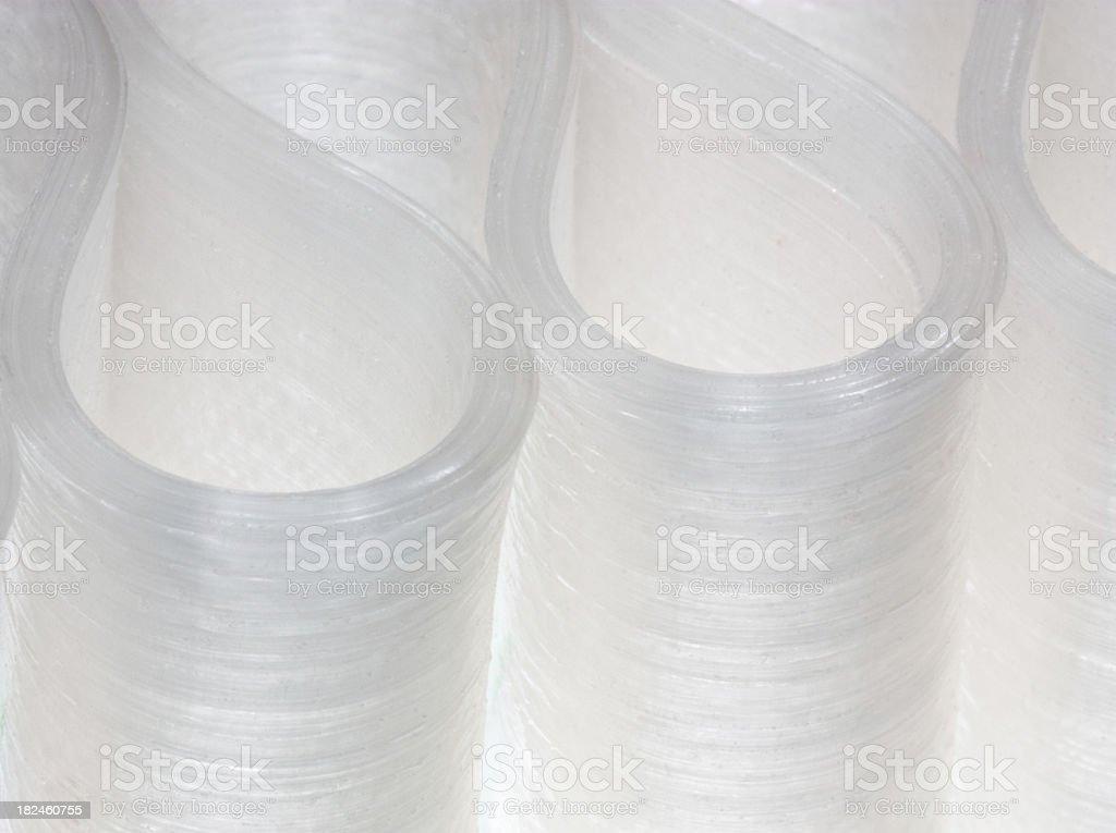Caramelo plano fondo abstracto blanco foto de stock libre de derechos