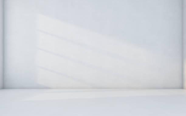 抽象白色房間 - 無人 個照片及圖片檔