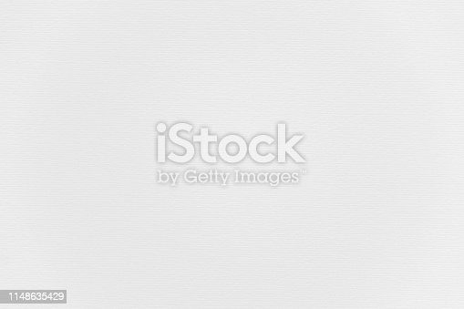 1200909694istockphoto Abstract white striped paper texture background or backdrop. Empty clean note page or parchment sheet for decorative design element. Simple monochrome surface for journal template presentation. 1148635429
