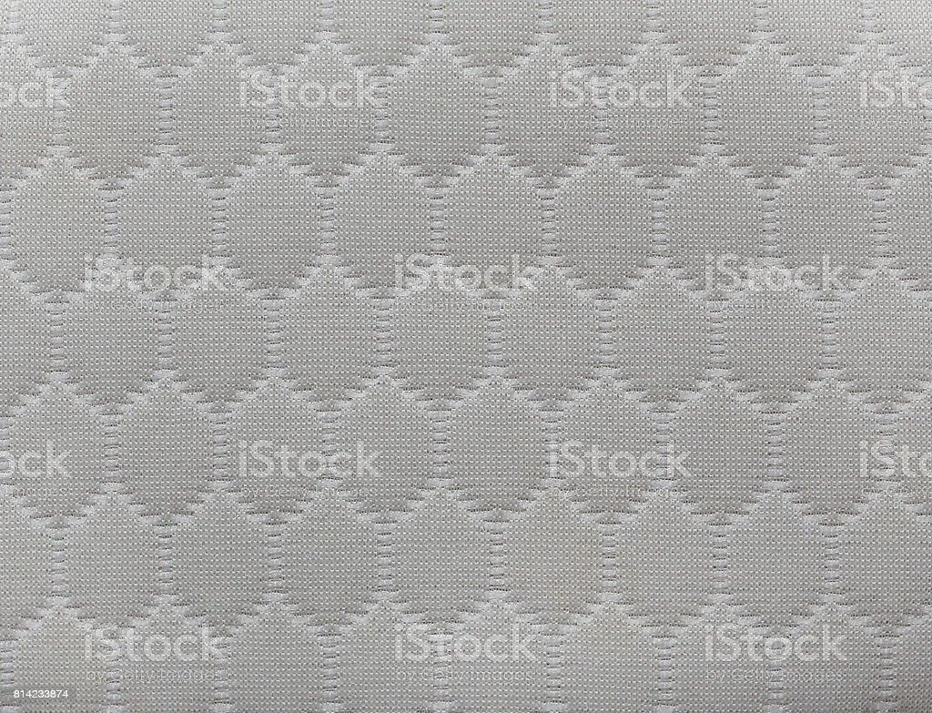 mattress pattern. Abstract White Texture Of Mattress Bedding Pattern Background. Stock Photo V