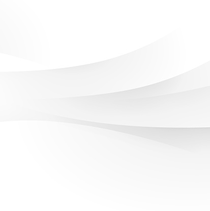 Abstract elegance white wave background with a space for your text.