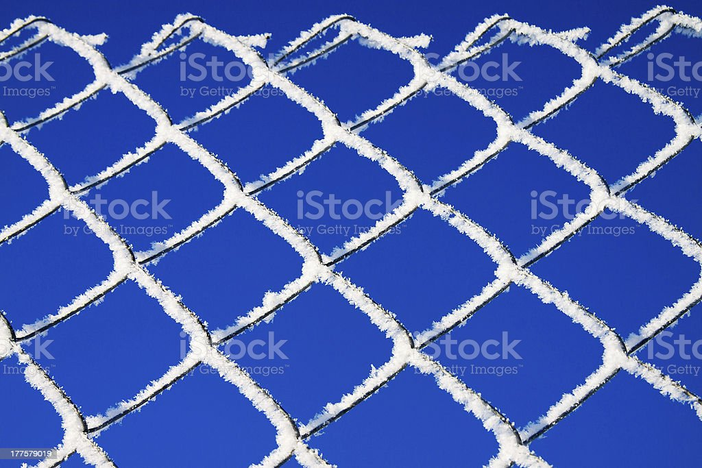 abstract winter background royalty-free stock photo