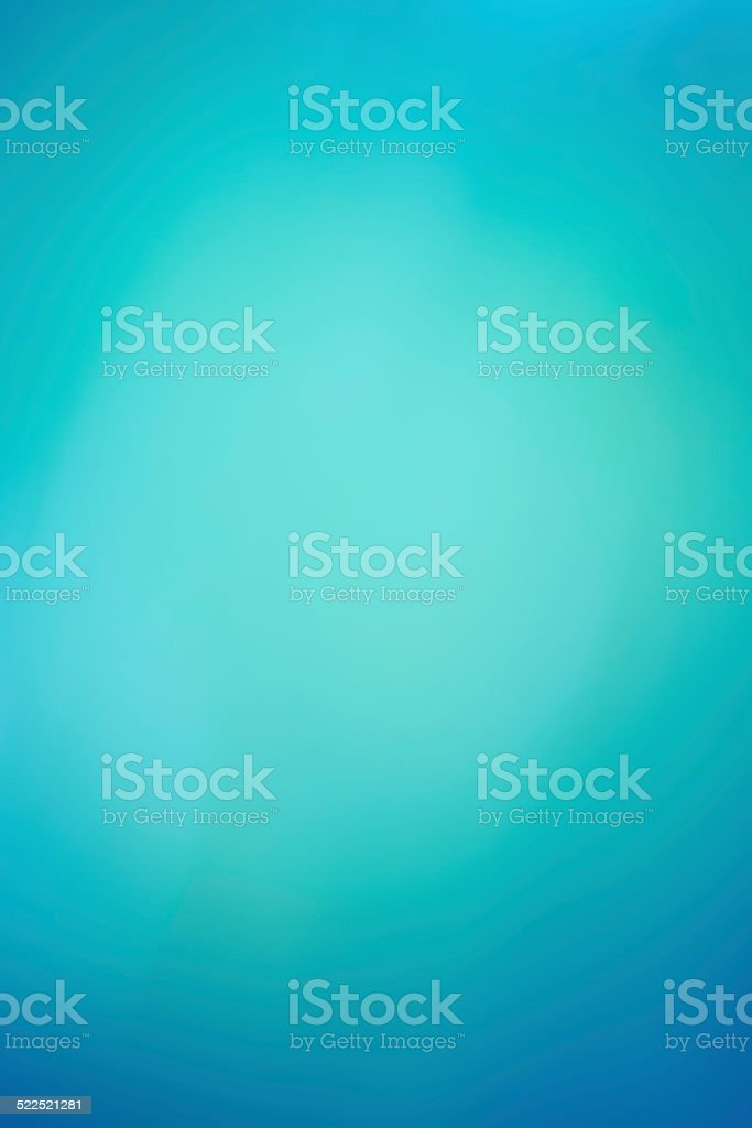 Abstract winter background soft blur turquoise blue stock photo
